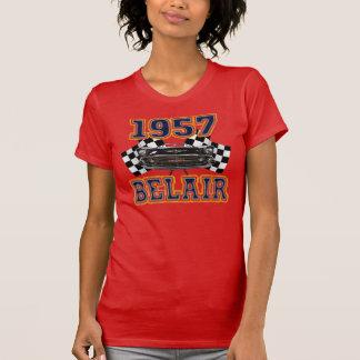 Das Chevy Belair der Frauen Hemd 1957 T-Shirt