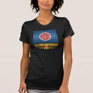 Das choctaw-Brigaden-Kleid T-Shirt