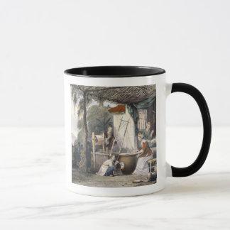Das Chrysalids zerstören und wirbelnd die Kokons, Tasse