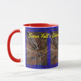 Das Colorado-Kaffee-Tasse sieben Falles!! Tasse