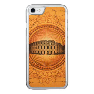 Das Colosseum Carved iPhone 8/7 Hülle