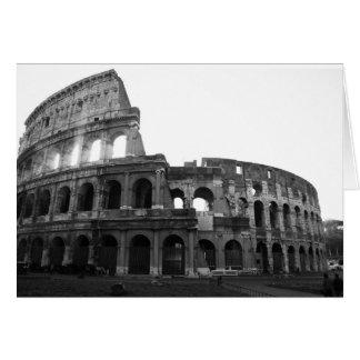 Das Colosseum Karte