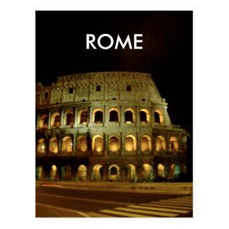 Das Colosseum Postkarte