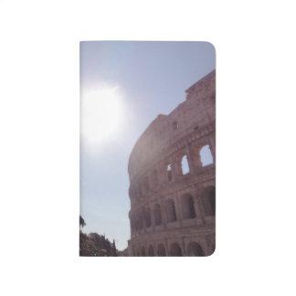 Das Colosseum (Rom) Taschennotizbuch
