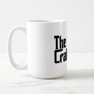 Das Cratedigger Kaffeetasse