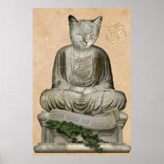 Das Dao von Meow Poster