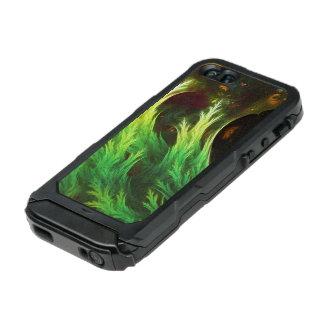 Das DeepDream einer Meerespflanze der verblaßten Incipio ATLAS ID™ iPhone 5 Hülle