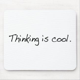 Das Denken ist cool Mauspads