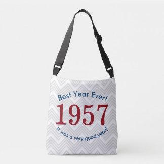 Das ♥ der Frauen bestes Jahr 1957 überhaupt! 60. Tragetaschen Mit Langen Trägern