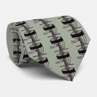 Das Discgolf ganz über Hals-Krawatte der Männer Krawatte