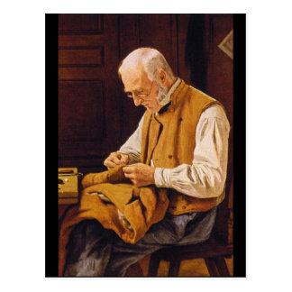 Das Dorf Tailor',_Portraits Postkarte