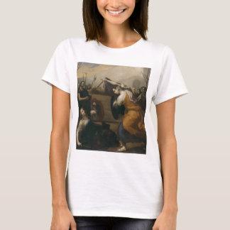 Das Duell der Frauen (das Duell von Isabella de T-Shirt