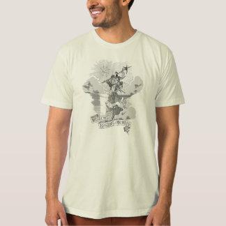 Das Dummkopf-Tarot-Shirt T-Shirt