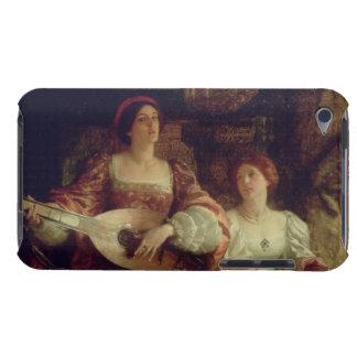 Das Duo (Öl auf Leinwand) iPod Case-Mate Hülle