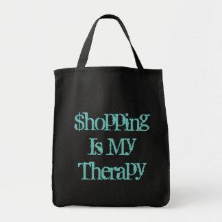 Das Einkaufen ist meine Einkaufstasche