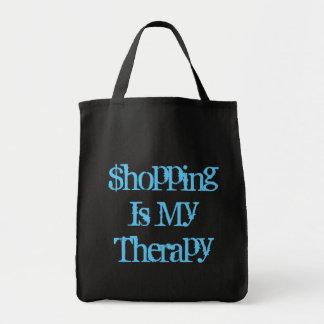 Das Einkaufen ist meine