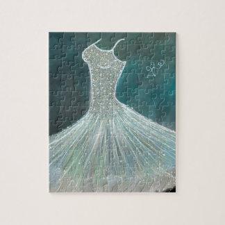 Das Eis-Kleid Puzzle