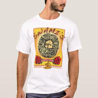 DAS ENCINITAS KALIFORNIEN DES SWAMIS SURFEN T-Shirt