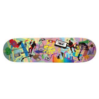 Das entscheidende Rhythmatic Skateboard Personalisiertes Deck