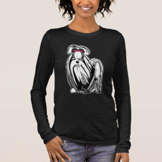Das entspannte geeignete Shirt Frauen Shih Tzu