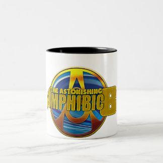 Das erstaunliche Amphibic 8 Zweifarbige Tasse