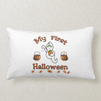 Das erste Halloween des Babys Lendenkissen