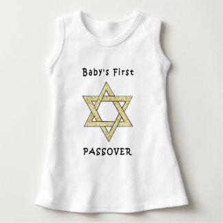 Das erste Passahfest eines Babys Kleid