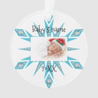 Das erste Weihnachten des Babys Ornament