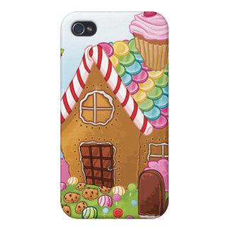 Das essbare Haus iPhone 4/4S Hüllen