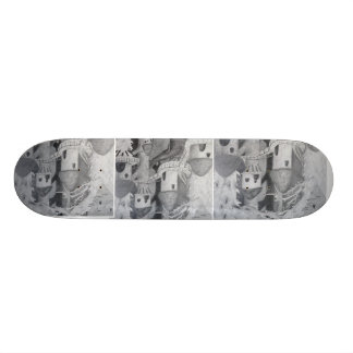 Das Ewok Dorf Skateboarddeck