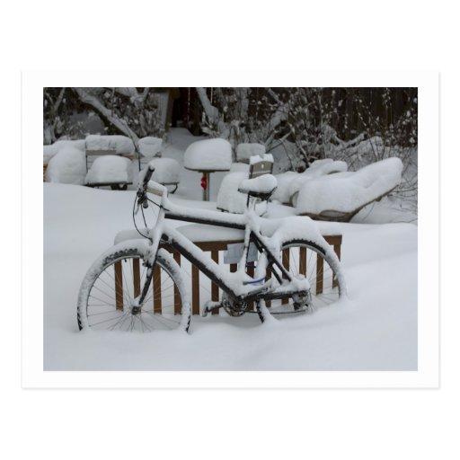 Das Fahrrad-Zyklus-radfahrende Radfahren wartete F Postkarten
