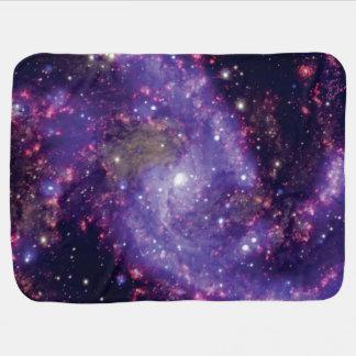 Das Feuerwerk-Galaxie-Weltraum-Foto Puckdecke