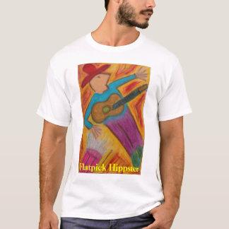 Das Flatpick Hippster T-Shirt