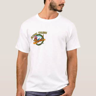Das Flying Tigers p-40 Warhawk T-Shirt