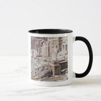 Das Forum von Augustus ist eins von den Kaiser Tasse