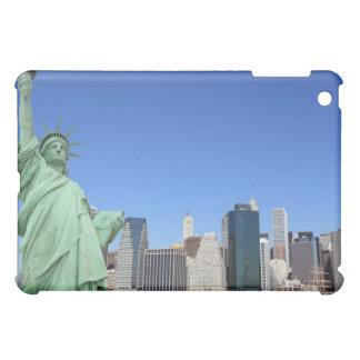 Das Freiheitsstatue am Sonnenuntergang, Lower iPad Mini Hülle