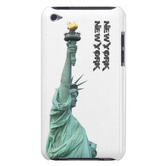 Das Freiheitsstatue, New York City Barely There iPod Hüllen
