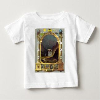 Das Freimaurerdiagramm Baby T-shirt