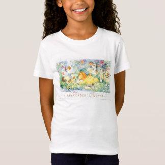 Das friedliche Königreich-Mädchen T-Shirt