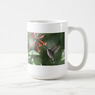 Das Frühstück des Kolibris Kaffeetasse