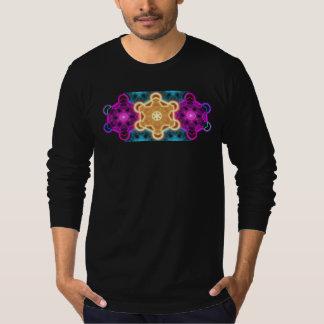 das galaktische merkabah der Männer langes T-Shirt