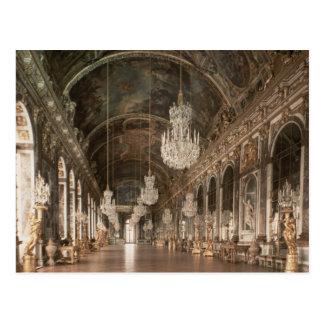 Das Galerie DES Glaces 1678-84 Postkarte