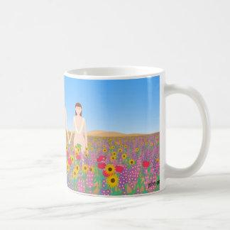 das Garten Eden Kaffeetasse