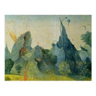 Das Garten Eden Postkarte
