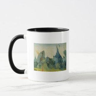 Das Garten Eden Tasse