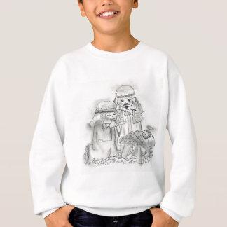 Das Gebet des Schäfers Sweatshirt