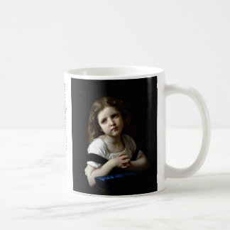 Das Gebet - William Bouguereau Kaffeetasse