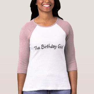 Das Geburtstags-Mädchen T-Shirt