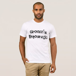 Das Gefolge des Bräutigams T-Shirt