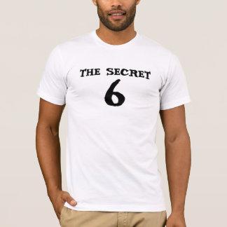 Das geheime sechs T-Shirt